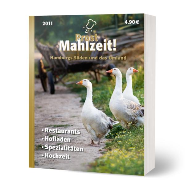 Buchansicht Prost Mahlzeit! Ausgabe 2011
