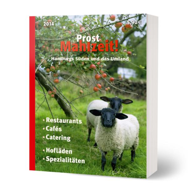 Buchansicht Prost Mahlzeit! Ausgabe 2014