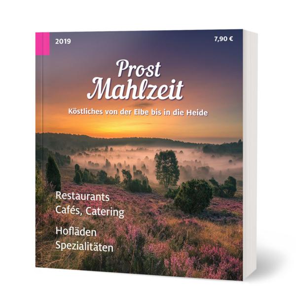 Prost Mahlzeit Ausgabe 2019 Cover